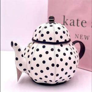Kate Spade x Disney Alice In Wonderland Tea Time Crossbody